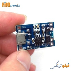 Micro USB 5V 1A  Li. Batt....