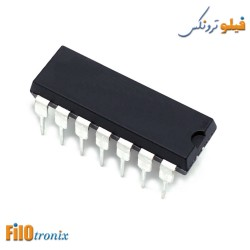 4001 Quad 2-input NOR gates