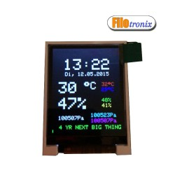 1.8 Inch 128x160 TFT Color LCD