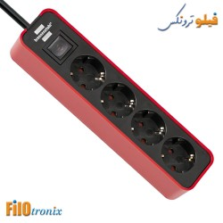 MULTI SOCKET 4-way