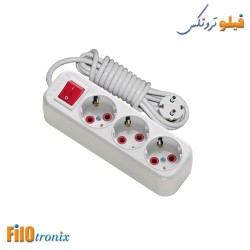 3-Outlet Power Strip