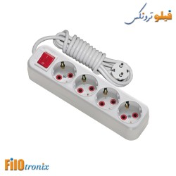 4-Outlet Power Strip