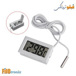 Digital LCD Thermometer