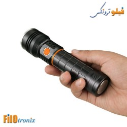 Multi usage emergency Torch