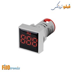 Digital Hertz Indicator Red...
