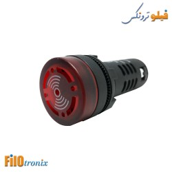 Alarm and Flash 24v