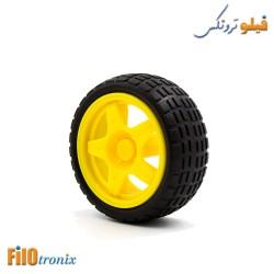 Rubber wheel for TT Motor
