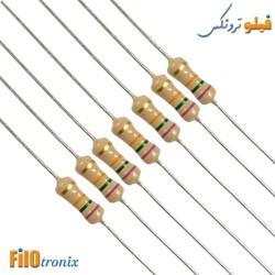 130 Ω Carbon Resistor