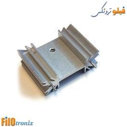 Aluminum Heatsink 25x34x12