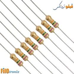 62 Ω Carbon Resistor