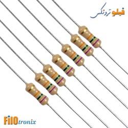 75 Ω Carbon Resistor