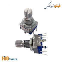 Rotary encoder switch