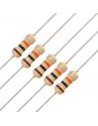 Fixed Value Resistors