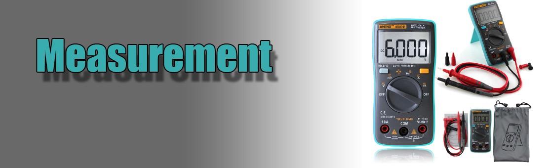 Measurment tools